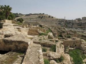 Portati alla luce a Gerusalemme nuovi resti del periodo del Primo Tempio