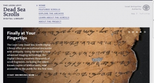 The Leon Levy Dead Sea Scrolls Digital Library