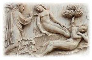 La creazione dell'uomo e della donna secondo il midrash