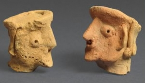 Scoperti a Tel Motza un luogo di culto e oggetti sacri risalenti all'epoca del Primo Tempio.