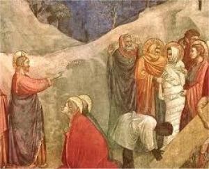 Il segno di Lazzaro (Gv 11,1-45)