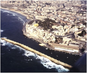 In Israele, installazione industriale del periodo bizantino ritrovata sotto il manto stradale di Giaffa (20 febbraio 2013)