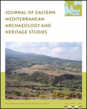 Nuova pubblicazione accademica: Journal of Eastern Mediterranean Archaeology and Heritage Studies (JEMAHS)