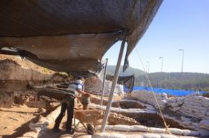 In Israele, scavi in Giudea lungo l'autostrada 38 hanno portato alla luce un tempio di 6000 anni e la prima costruzione risalente a circa 10000 anni fa (novembre 2013)